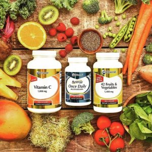 全场85折Vitacost 有机食品、保健品、用品新促销热卖