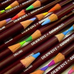 低至5折起限今天:Derwent 彩色铅笔特卖会