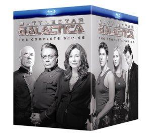 $125限今天:Battlestar Galactica 太空堡垒卡拉狄加 全季热卖
