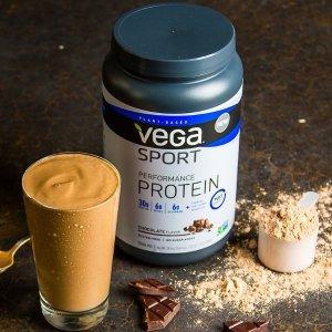 Extra 20% OffVega Sport Protein Powder On Sale @ Jet.com