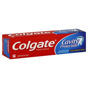 $0.99(原价$2.29)精选高露洁牙膏 4.6 oz