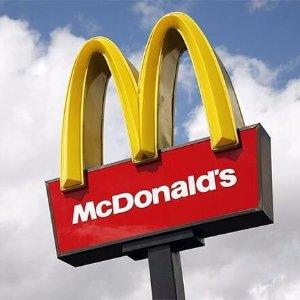 仅需$1麦当劳巨无霸,麦香鸡或麦满分