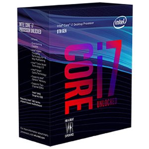 $349Intel Core i7-8700K 3.7 GHz 6-Core LGA 1151 Processor