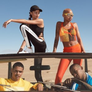 HIT THE SANDINTRODUCING THE NEW FENTY PUMA BY RIHANNA COLLECTION @ PUMA