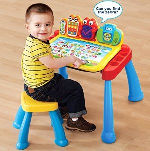 $39 VTech Touch and Learn Activity Desk Deluxe