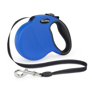 $6.99 Retractable 16ft Long Leash for All Size Dogs Up to 110lbs