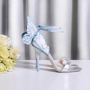 最高减$125 蝴蝶平底鞋Sophia Webster 蝴蝶网红鞋满额立减热卖 美到飞起来