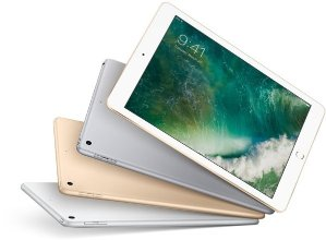 $377.15 (原价$458)Officeworks eBay店 iPad 9.7 WiFi 32GB 三色可选