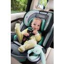 $215.64 Graco 4ever All-in-One Convertible Car Seat, Azalea