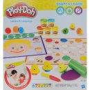 $8 Play-Doh Shape and Learn Letters and Language