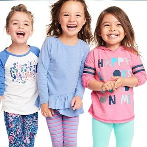 Free Shipping + extra 25% Off $50+ OrdersSite-wide Sale @ OshKosh B'gosh Online Only