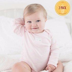 全场额外7折 包括折扣区延长1天:Burt's Bees Baby 小蜜蜂官网 有机童装、床品、洗浴用品特卖