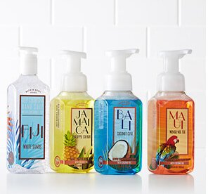 $10 off $30Sitewide @ Bath & Body Works
