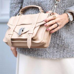 低至3.5折 $91起Proenza Schouler官网 精选美包、服饰等促销