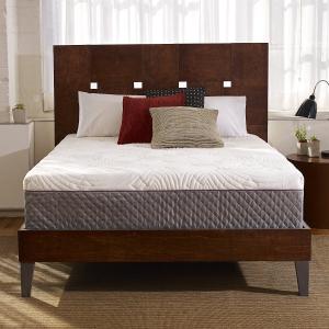 $299限今天:Sleep Innovations Shiloh 12吋记忆棉床垫带床罩