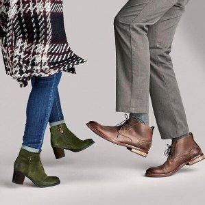 全场6折+包邮Rockport 官网网络星期一全场美鞋限时大促