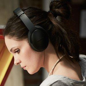 $274Bose Quiet Comfort 35 Wireless Over-Ear Headphones Black