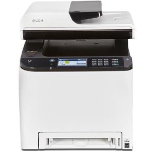 $179Ricoh SP C261SFNw A4 Color Laser Multifunction Printer with Wi-Fi