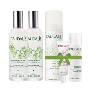 $98EXCLUSIVE BEAUTY ELIXIR HYDRATION SET @ Caudalie