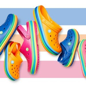 25% Off + Extra 10% OffSitewide @ Crocs