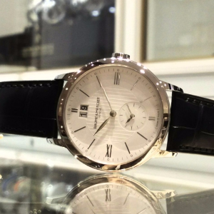 $698Baume and Mercier Men's Classima Executives Watch  Model: MOA10218