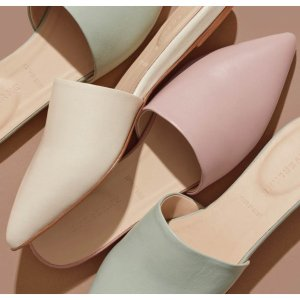 From $80The Pointed Slide @ Everlane