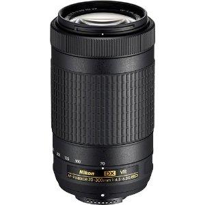 $149.99 无税包邮官翻 Nikon AF-P DX 70-300mm f/4.5-6.3G ED VR 镜头