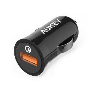 $3.99Quick Charge 2.0 AUKEY 18W USB Car Charger