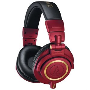 $169Audio-Technica ATH-M50xRD Professional Studio Monitor Headphones