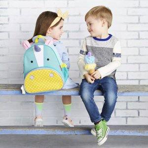 7.5折 包邮限今天:Skip Hop 动物园系列书包、儿童玩具、用品 促销热卖