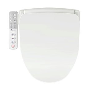 $149BioBidet SLIM 1 Elongated Bidet Toilet Seat - White