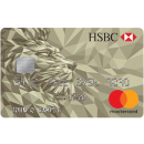 0% Intro APR on purchases and balance transfers for the first 18 months from account opening HSBC Gold Mastercard® credit card