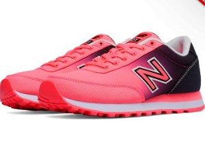 $29.99New Balance 501 男士、女士复古跑鞋超低价