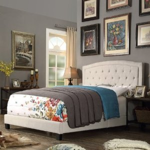 $162.39Gabriel Upholstered Panel Bed