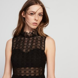25% OffLace Items @ Sandro Paris
