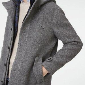 $150 Get 25% OFFClub Monaco Men Outwear Sale