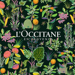 Get 20% Off + Free 4-pc Giftwith any Purchase @ L'Occitane