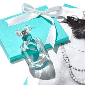 立减$20 + 赠Q香Tiffany 同名梦幻钻石切割香水 颜控必入