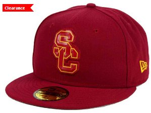 as low as $10NCAA Hats @Lids