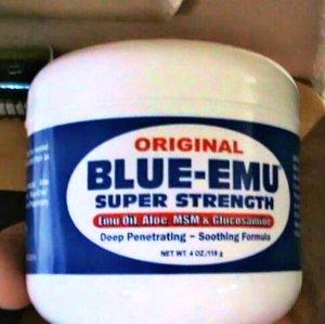$24.88 (Orig $33.50) Blue Emu Original Analgesic Cream, 12 Ounce (Packaging May Vary)