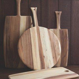 低至4.8折Be Home 高品质柚木厨房用品