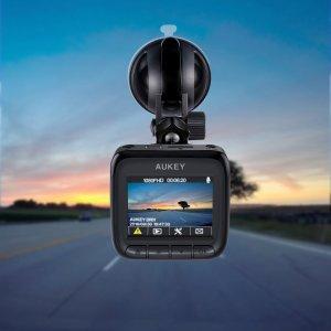 $48AUKEY DR01 Full HD 1080P Dash Cam