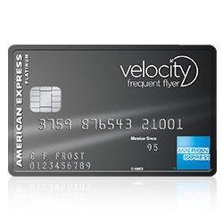 送5万维珍航空里程奖励American Express Velocity Platinum 信用卡