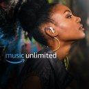 60天免费试用Amazon Music Unlimited 享受音乐