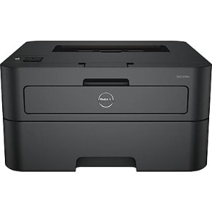 $49Dell E310dw Wireless Mono Black and White Laser Printer