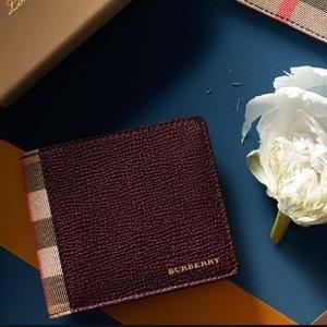 新品8.8折Prada Fendi Gucci 等大牌男士钱包热卖 最新款也参加活动