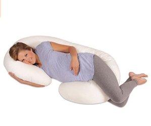 孕妇必备品之一 $67.99销量冠军Leachco Snoogle 孕妇侧睡抱枕-2色可选