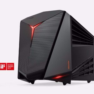 Extra 5% off, As low as $712.49 Lenovo IdeaCentre Y710 Cube Gaming Desktop