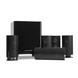 $129 Harman Kardon HKTS 9 5.1-channel, 120 Watt Surround-Sound System
