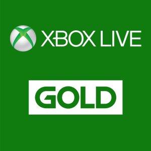 $1 (原价$9.99)Xbox Live Gold 和 Xbox Game Pass 1个月会员